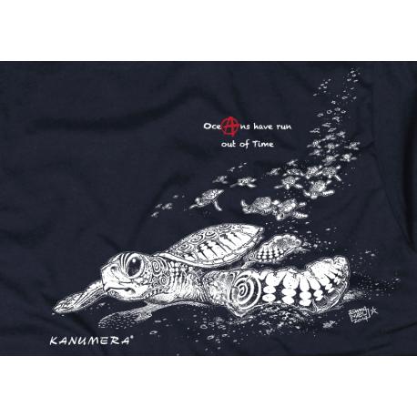 Tee-shirt Adulte La Naissance des Tortues Tatoos II