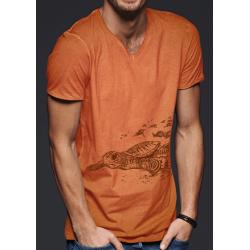 Birth of Turtles Vintage T-shirt