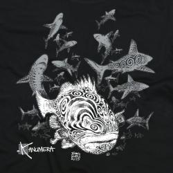 Tee-shirt Enfant La Chasse au Mérou