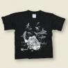 Tee-shirt Enfant La Chasse au M