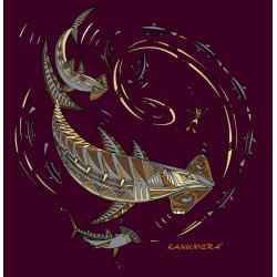 Hammer Sharks Kids T-Shirt