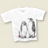 Tee-shirt Enfant Les Manchots Tatoos