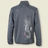 Veste en Polaire tricot