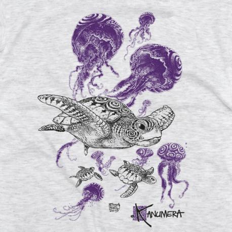 Tee-shirt Enfant Le Banquet des Tortues