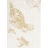 Chemise en lin Les tortues