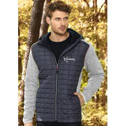 Seahorse Men's Knitted Hybrid Jacket