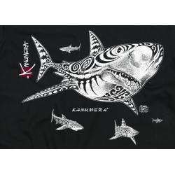 Shark Attack Kids T-shirt
