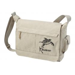 Turtle shoulder bag NATURE