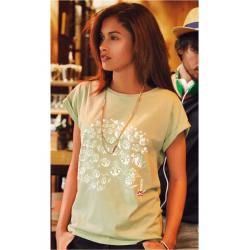 Tee-shirt décontracté Femme La Ronde des Raies