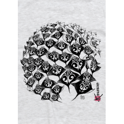 Tee-shirt Enfant La Ronde des Raies