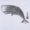 Tee-shirt Adulte Le Cachalot Tatoo