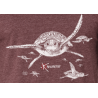 Tee-shirt Col Rond Les Tortues