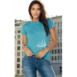 Whale Shark Ladies T-shirt
