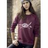 (New) Sweat Capuche Femme Les Requins Marteaux