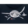 Sweat-Shirt Bio Capuche Les Tortues