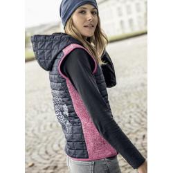 Seahorse Ladies' Knitted Hybrid Vest