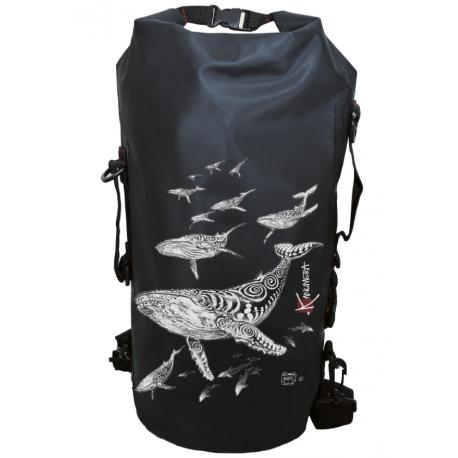 Sac à dos étanche 45 Litres Le Champ de Baleines