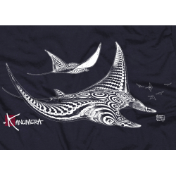 Tee-shirt Adulte Les Raies Tatoos