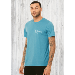 Whale Shark Men's crew neck T-shirt Heather