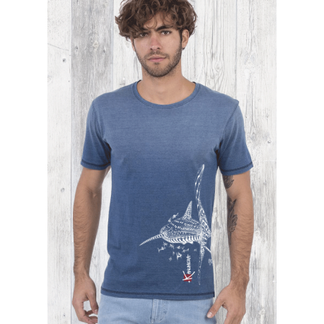 (New) Tee-shirt Adulte La Tortue Tatoo