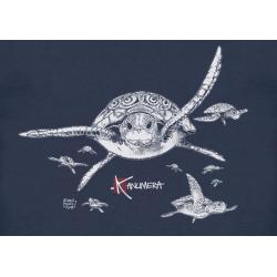 Tee-shirt Enfant Les Tortues