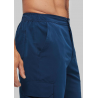 Pantalon 2 en 1 Multipoches La raie Tatoo