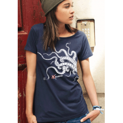Tentacles Ladies T-shirt