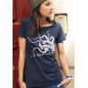 Tee-shirt bio Femme Les Tentacules