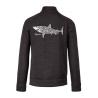 Veste en Polaire tricoté Le Requin Tatoo