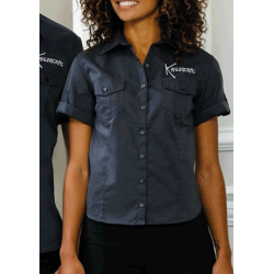 Chemise Femme Manches courtes Les Raies Tatoos