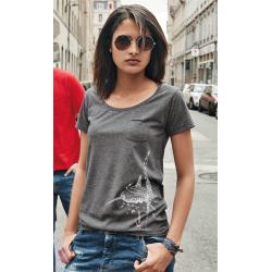 Whale Shark Ladies' T-shirt