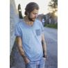 Tee-shirt delave la Pieuvre Tatoo
