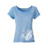 Tee-shirt délavé La Pieuvre Tatoo