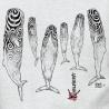 Tee-shirt Adulte Le Sommeil des Cachalots
