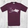 Tee-shirt Enfant Le Requin et Le Plongeur