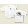 Tee-shirt Enfant La Tortue Tatoo