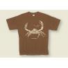 Tee-shirt Adulte Le King Crabe Tatoo