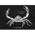 Tee-shirt Enfant Le King Crabe Tatoo