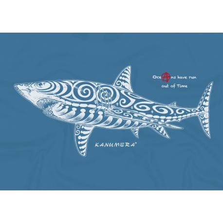 (New) Tee-shirt Adulte Le Requin Tatoo