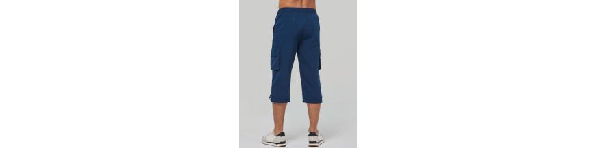 Bermudas-Pantalons